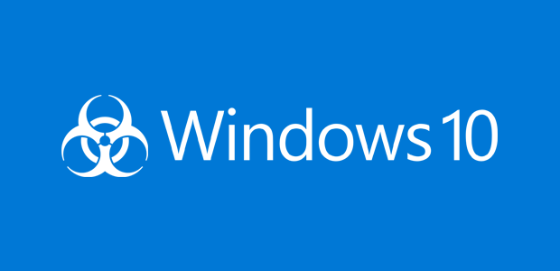 Windows 10 Biohazard